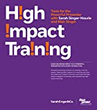 img - for Sales Dogs Training School Presents High Impact Training and Amazing Presentations (6 Audio CDs with Workbook) book / textbook / text book