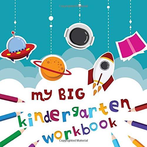 My Big Kindergarten Workbook: Big Preschool workbooks over ...
