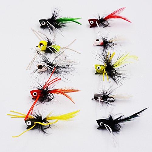 Flyafish Bass Popper Dry