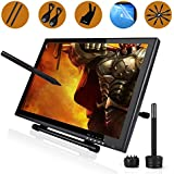 Ugee UG1910B Digital Pen Tablet Drawing Monitor 19 Inch LCD Screen with Two Original Pens ,Artist Glove and Screen Protector Film