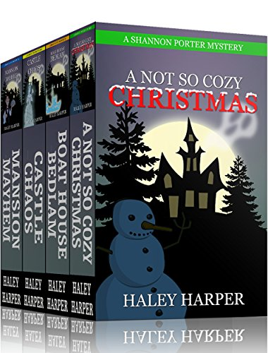 Cozy Mystery Ghost Story Collection: The Complete Shannon Porter Mystery Series