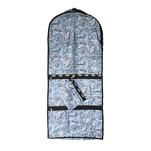 LeSportsac Large Travel Garment Bag, NYC The Boroughs by LeSportsac