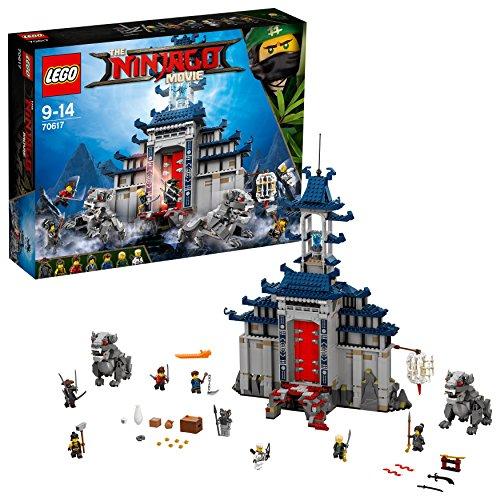 LEGO (LEGO) Ninja Go ultimate of ultimate weapon temple 70617
