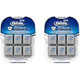 Oral-B Glide Pro-Health Deep Clean Floss, Mint, 6 Count