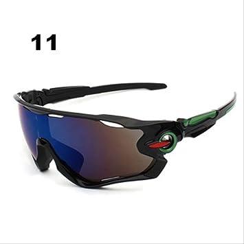 DBXKIGTM Hombres Gafas de Sol de Ciclismo Gafas de Sol Gafas ...