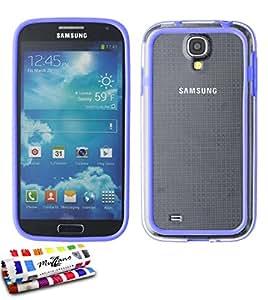 Muzzano F24165 - Funda para Samsung Galaxy S4 Advance, color azul