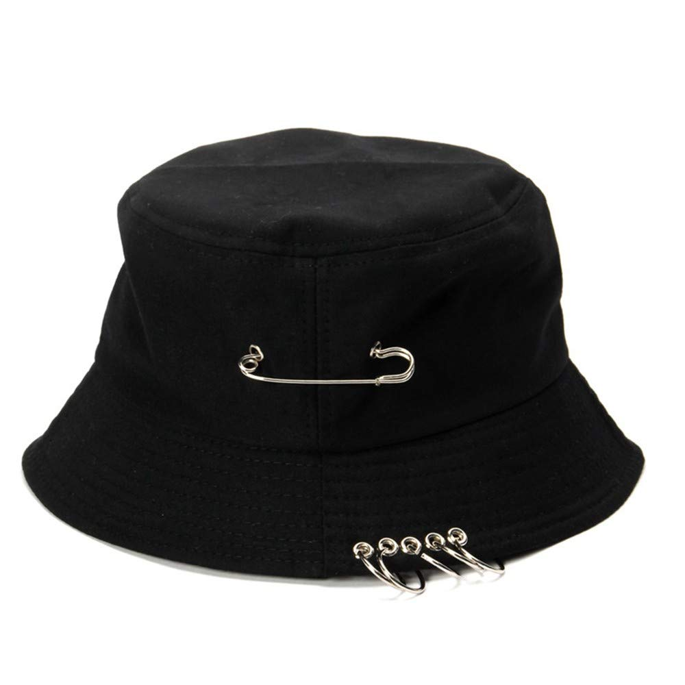 ZLYDXMD Fishman Plana Cuchara Cuchara Vintage Sombreros Sombrero Hombres Mujeres Hip Hop Pesca Cap Sprots Sombrero para El Sol Rosa
