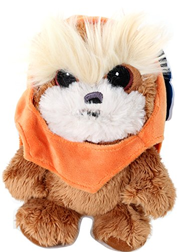 Star Wars Ewok cuddly toy