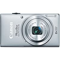 Canon PowerShot 16MP Digital Camera with 2.7-Inch LCD