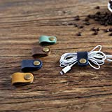 Storag Bag - Cable Cable Organizer Colored Charger Cable Holder Cord Protetor Earphone Wire Storage 1piece