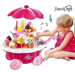 Smartcraft Ice Cream Play Cart...