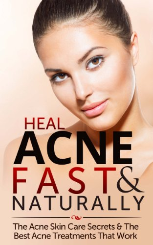 Home acne treatments that work fast