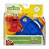 Playskool Sesame Street Elmo with Airplane