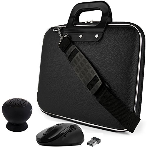 SumacLife's Black Cady Carrying Case Suitable for HP EliteBo