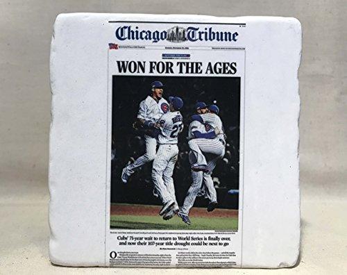 Cubs World Series Headline