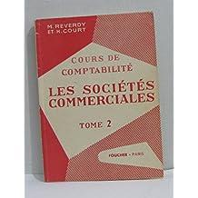 Cours de comptabilité les sociétés commerciales tome II