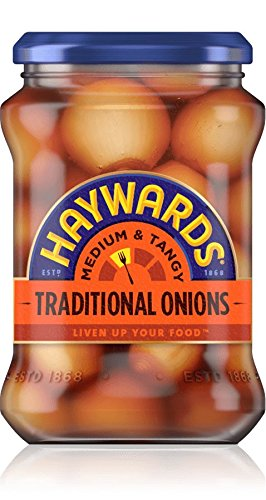 Haywards Traditional Onions 400 (Haywards Pickled Onions)