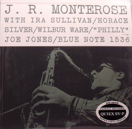 J.R. Monterose Mono Ranking TOP16 Vinyl service