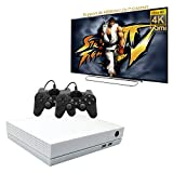 Biospirit Entertainment System, HD Game Console 800 Classic Games, Support NEOGEO, SEGA, CPS, SMS, GG format