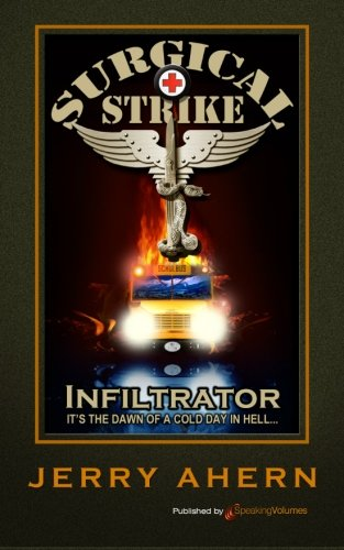 book cover of Infiltrator