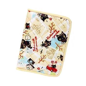 靴下 にゃんこ パス ケース (猫町 おさんぽ シリーズ) san,x サンエックス /