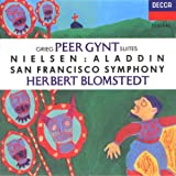 Grieg: Peer Gynt Suites, Nielsen: Aladdin