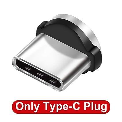 TOUSHI Cable Cargador Cable magnético Cable Micro USB Tipo C de ...