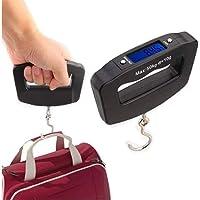 TC 50KG Digital Travel Portable Handheld Weighing Luggage Scales Suitcase Bag