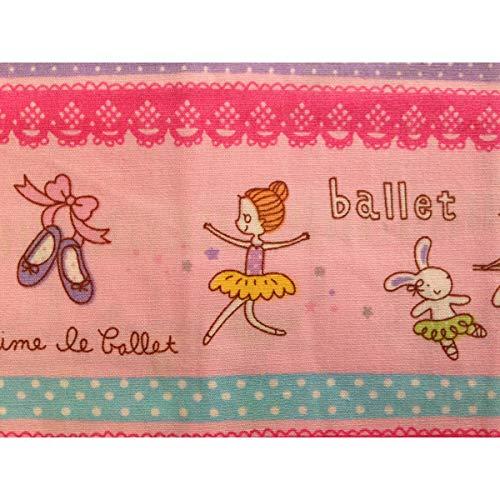 Rosa Taschentücher Tanz Boutique Unique Multicolore Size Weiß Donna Vier Ballett Fazzoletto Ballettschuhe wAX8Axq