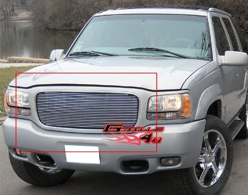 amazon com off roader for 1998 2000 gmc yukon denali billet grille grill insert automotive off roader for 1998 2000 gmc yukon denali billet grille grill insert
