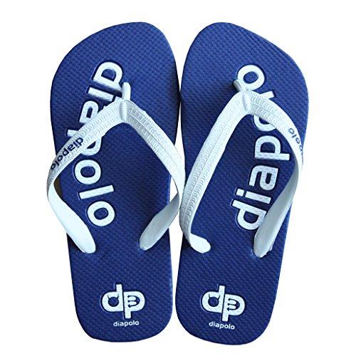 Diapolo Professionale Schlappen Badeschlappen DP Badeschuhe Schwimmschuhe Sandalen Erwachsene Sommer Flip Flops 35 36 37 38 39 40 41 42 43 44 45 46 47 48