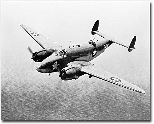Vega Ventura Bomber (PV-1) WWII 1943 30x40 Silver Halide Photo Print
