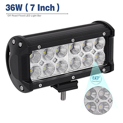 Cheapest Led Light Bar Hot sale led light bar yintatech 4pcs 7inch 36w led spot light pods hot sale led light bar yintatech 4pcs 7inch 36w led spot light pods off road driving audiocablefo
