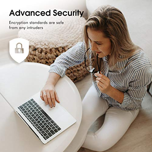 Mini USB WiFi Adapter 1300Mbps EDUP USB 3.0 WiFi Dongle 802.11 ac Wireless Network Adapter with 2.4GHz/ 400Mbps 5.8GHz/ 867Mbps with Built-in Antenna for Windows 10/7/8/8.1/XP Mac OS X 10.6-10.15.3