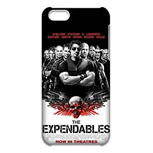Personalizado alta calidad Michael Sylvester Gardenzio Stallone Hrad caso para iPhone 5C