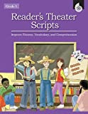 Reader's Theater Scripts Improve Fluency, Vocabulary, and Comprehension Grade 3, Cathy Mackey Davis, 1425803954