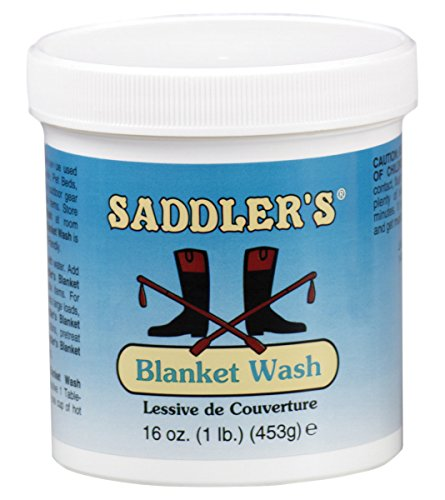 SADDLER J M 88016 Saddlers Blanket Wash, 1 lb
