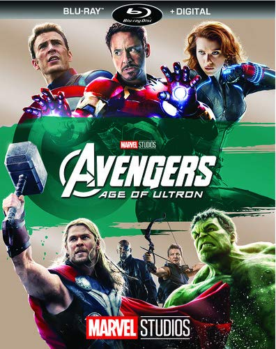 Price comparison product image MARVEL'S AVENGERS: AGE OF ULTRON [Blu-ray]