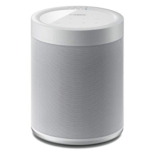 Great Features Of Yamaha WX-021 MusicCast 20 Wireless Speaker, Alexa Voice Control, White (Renewed)