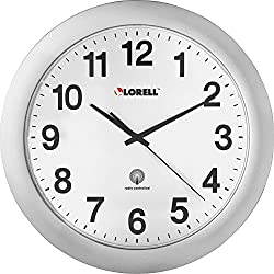 LLR60996 - Lorell Radio Controlled Wall Clock