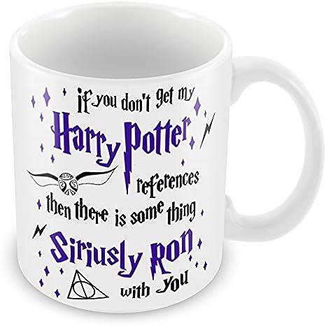 GBP INTERNATIONAL Si No Mi Harry Potter referencias Diseño único cumpleaños, calcetín de Navidad