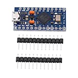 Pro Micro Atmega32U4 5V/16MHz SCM MCU Pro Micro Development Board Microcontroller Module Board
