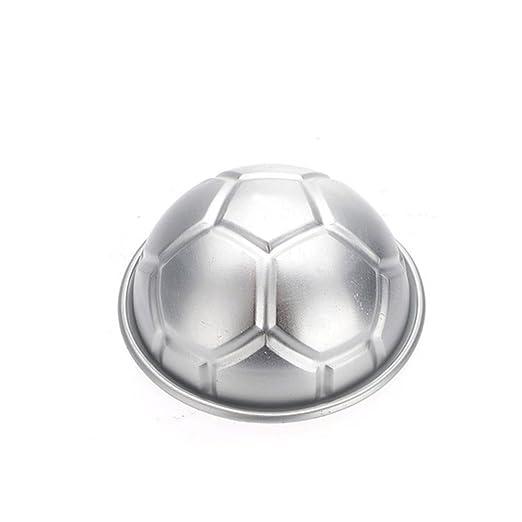 Moldes para Tartas o Pasteles en Forma de balón de fútbol ...