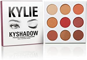 Kylie Cosmetics - Kyshadow - The Burgundy Palette