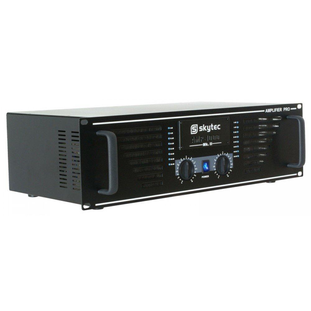 Skytec PRO PA-1000 10001714 PA Amplificatore 2x 500 W 1600 Watt