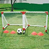 Backyard Mini Soccer Goal Set