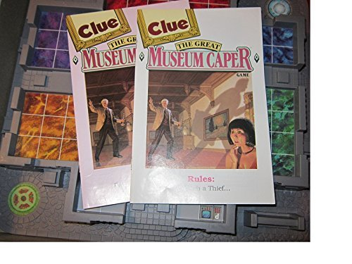 Camera Clues - Clue - The Great Museum Caper