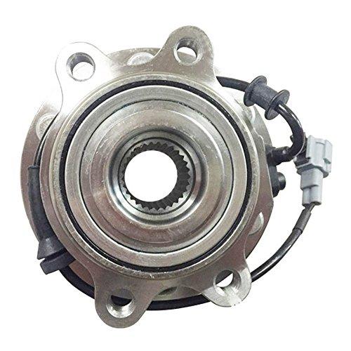Nissan Frontier Wheel Bearing - 9