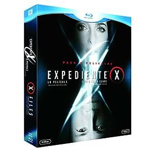 Pack Expediente X 1 + 2 [Blu-ray]