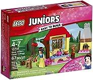 LEGO Juniors Snow White's Forest Cottage 10738 Building Kit (67 Pi